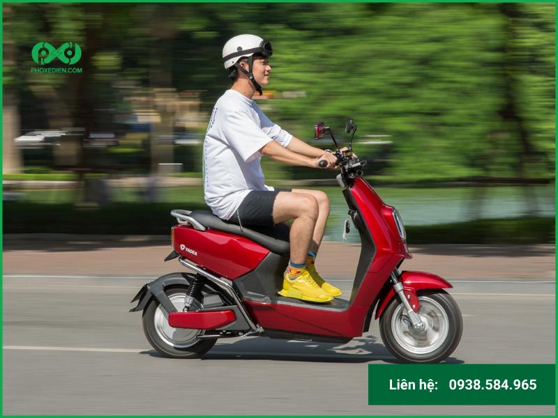 Đối tượng được sử dụng xe đạp điện