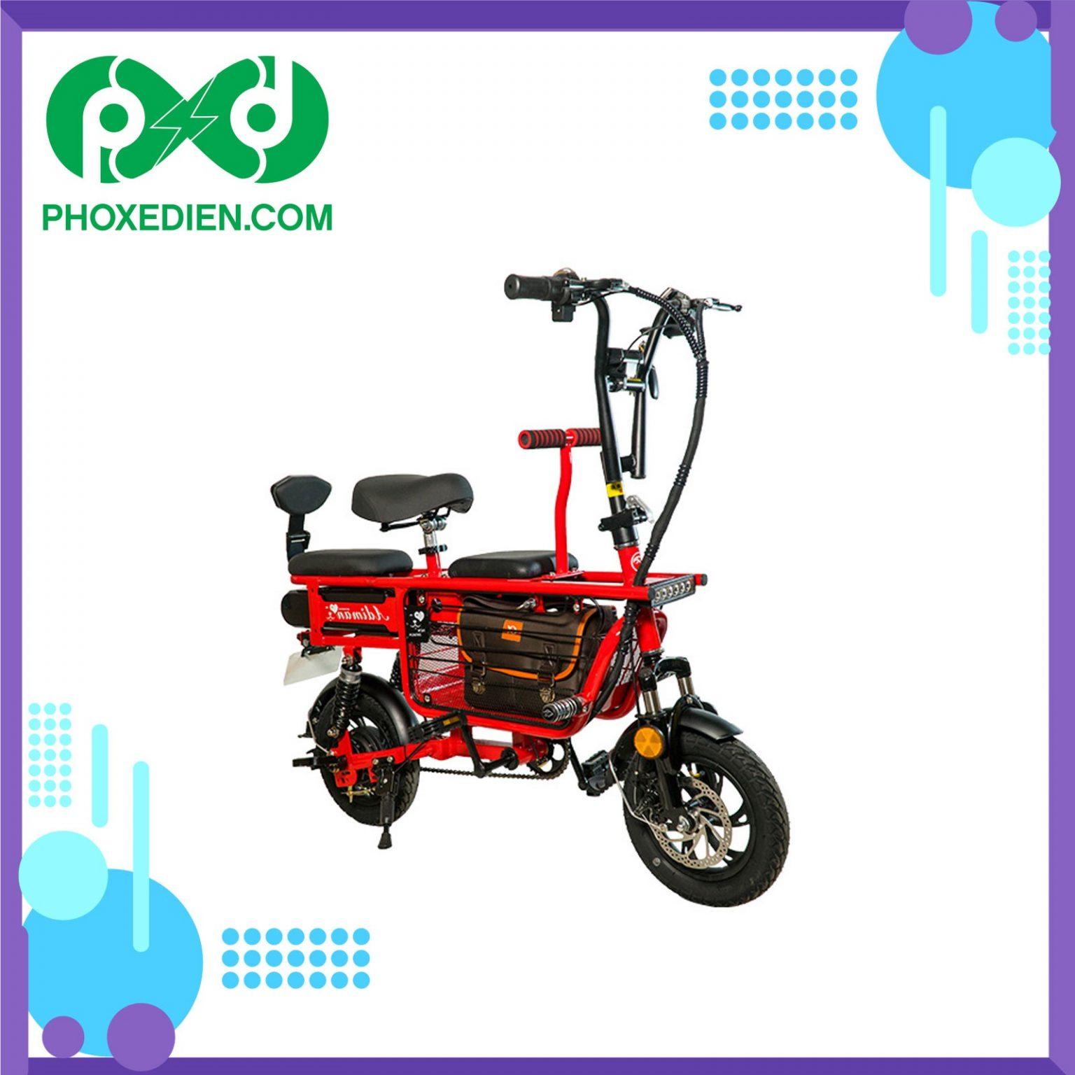 Xe đạp điện Hotgirl A8