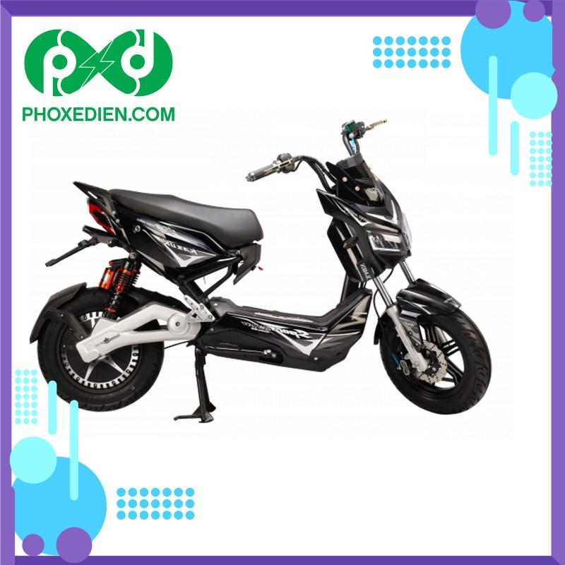 Xe máy điện với chi phí tiết kiệm và khả năng vận hành tốt. Kiểm tra thường xuyên tình trạng xe để đảm bảo an toàn khi sử dụng.