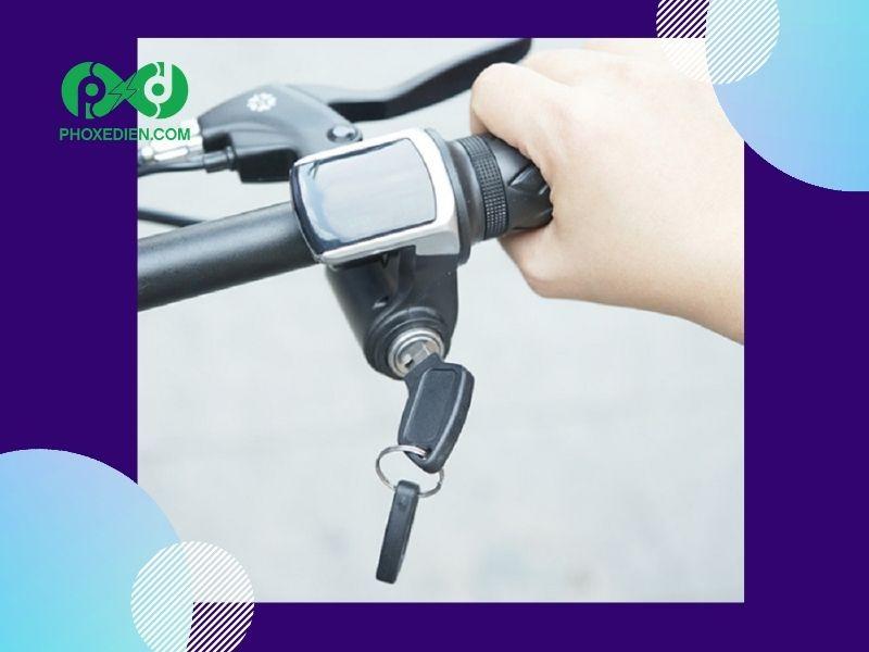 Khi nào cần thay ổ khóa xe máy điện?