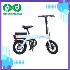 Xe-đạp-điện-gấp-DK-Aima-S3-Trắng