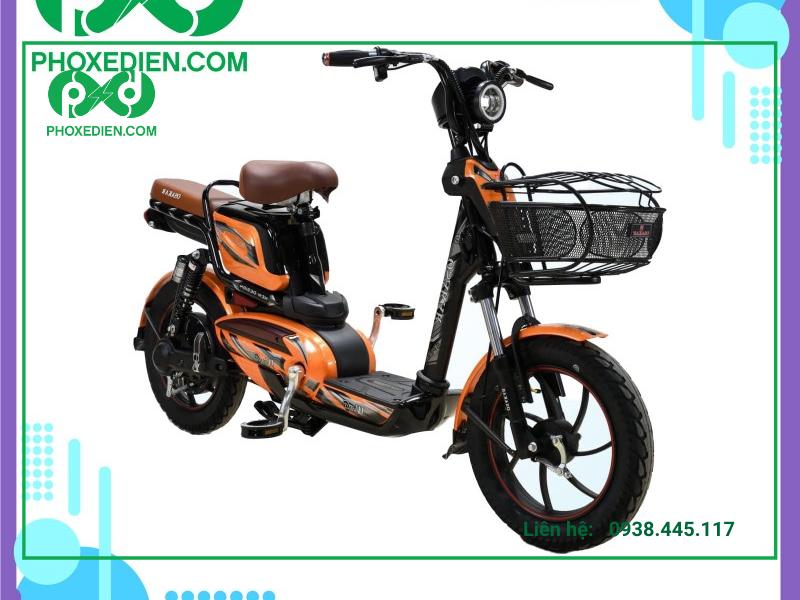 Xe đạp điện cho học sinh Osakar