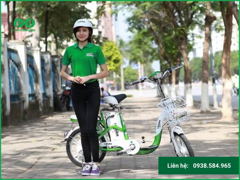 Báo giá các loại xe đạp điện TPHCM
