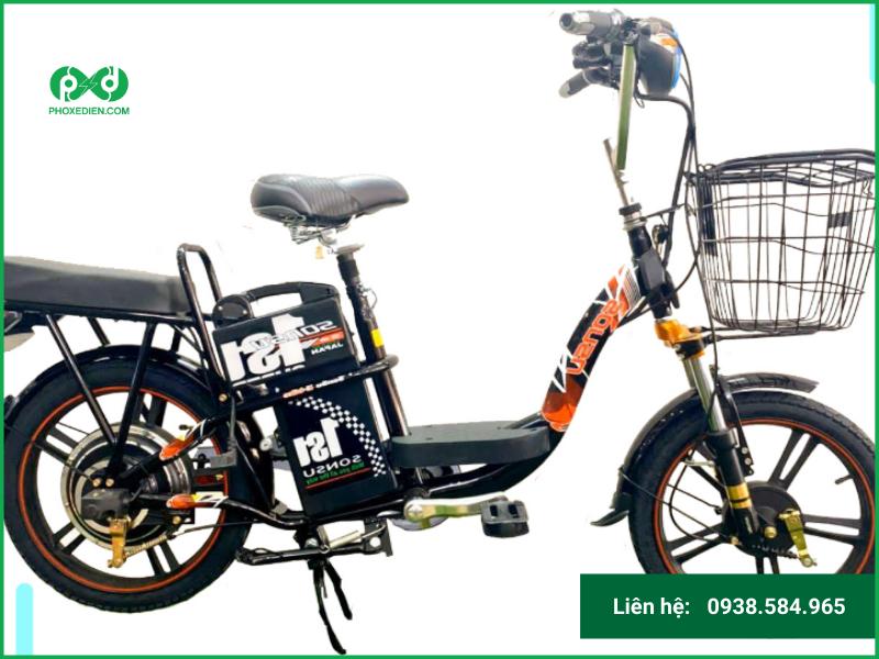 Xe đạp điện Sonsu – dòng xe nội tốt nhất hiện nay