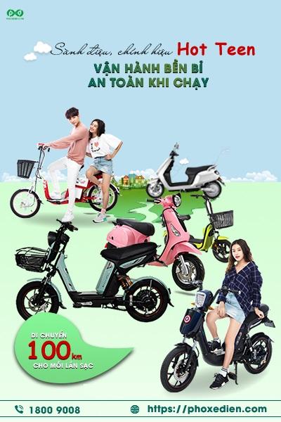 Phố Xe Điện Xe đạp điện, xe máy điện, xe điện 3 bánh chính hãng uy tín - phoxedien.com